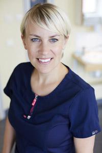 Johanna Unnegård - Tandläkare Västerås