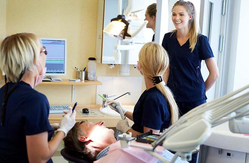 Undersökning av tandläkare Johanna Unnegård, Västerås
