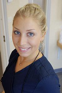 Frida Falldén Hedblom, Tandhygienist Västerås