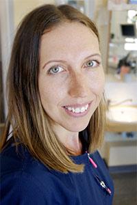 Johanna Löfling, Tandsköterska Västerås