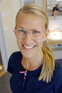 Josefine Södergård Strandh, Tandhygienist Västerås